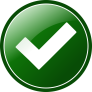 check mark approved button-151676_960_720