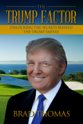 Donal Trump, Trump Factor, book release