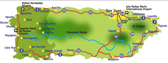 map-of-puerto-rico
